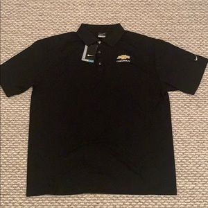 Nike Golf Polo Chevrolet
